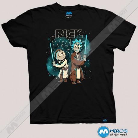 تیشرت Rick Wars
