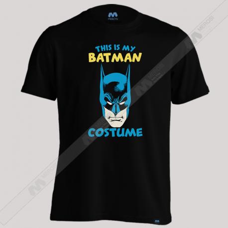 تیشرت This Is My Batman Costume