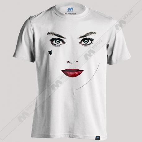 تیشرت طرح Harley Quinn Face