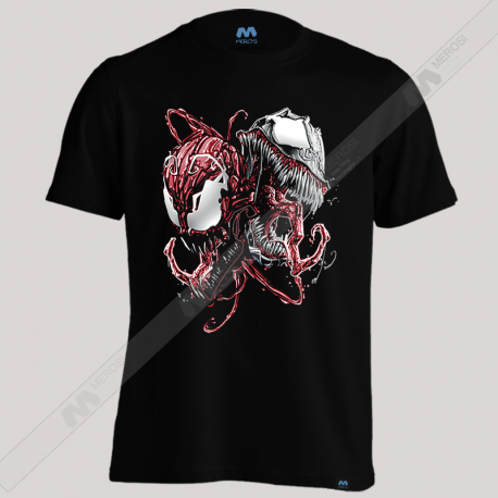 تیشرت Carnage and Venom