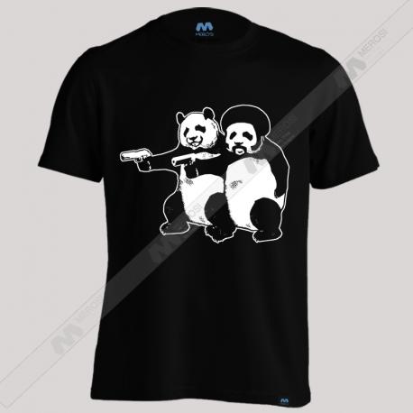 تیشرت Funny Pulp Pandas