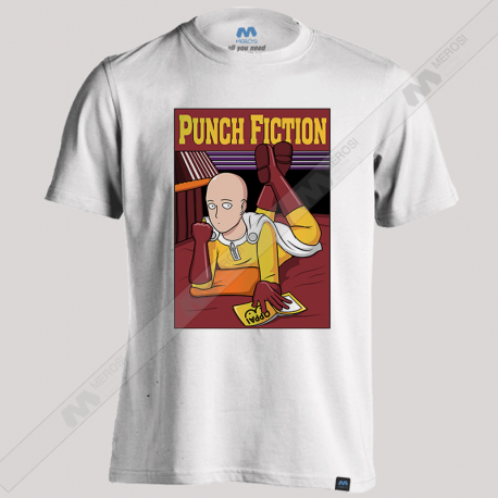 تیشرت Punch Fiction!
