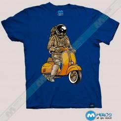 تیشرت astronaut vespa