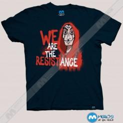تیشرت La Casa the Papel We Are The Resistance