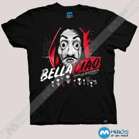 تیشرت Bella Ciao NV