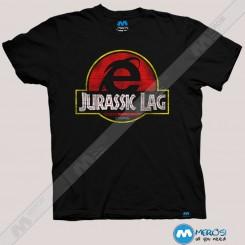 تیشرت Jurassic Lag Internet Explorer