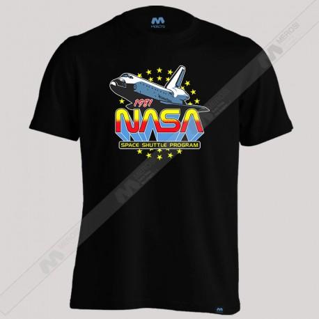تیشرت طرح NASA Liftoff