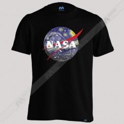 تیشرت طرح Starry NASA