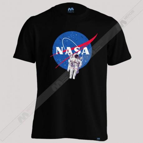 تیشرت طرح Vintage Astronaut
