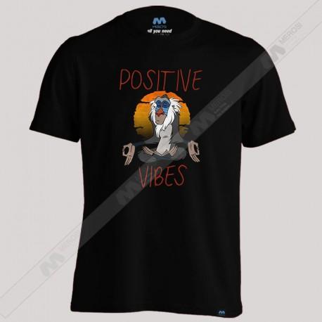 تیشرت Positive Vibes