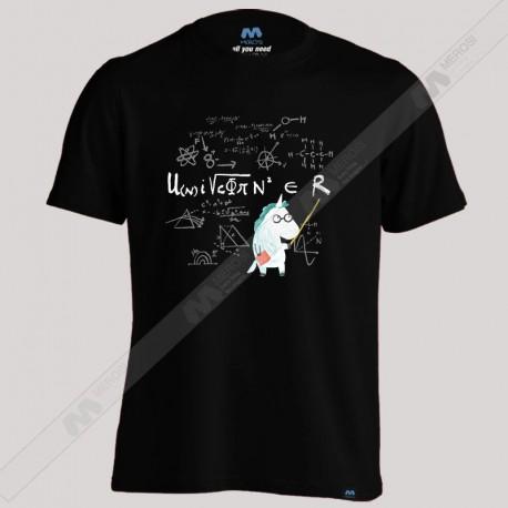 تیشرت The science of unicorn