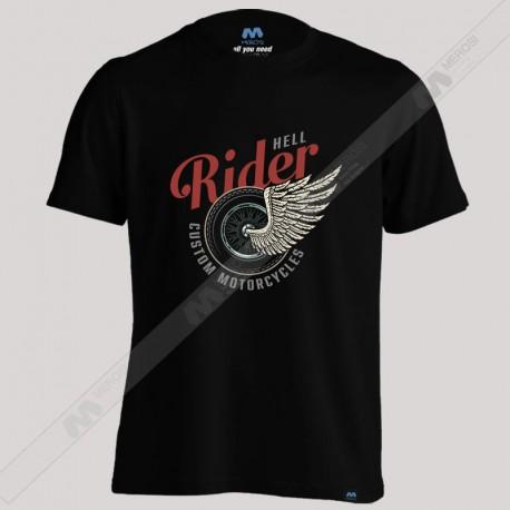 تیشرت Hell Rider