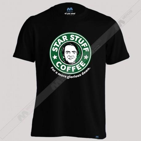 تیشرت Star Stuff Coffee