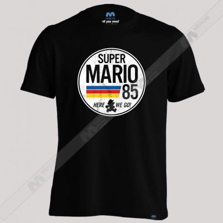 تیشرت Super Mario '85 Here We Go