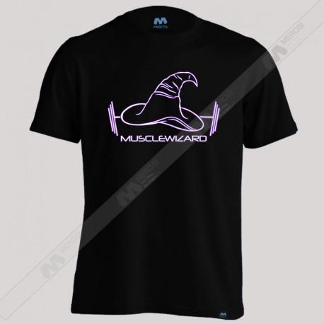 تیشرت MuscleWizard Logo!