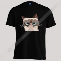 تیشرت Grumpy Cat