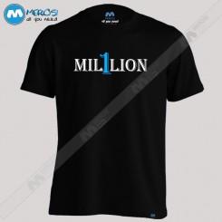 تیشرت One In The Million
