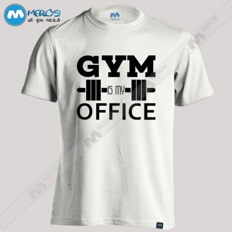 تیشرت Gym Is My Office