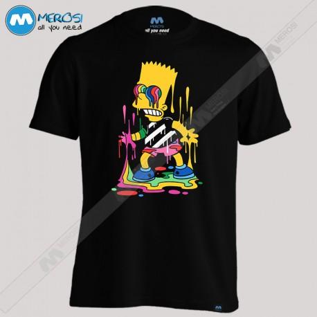 تیشرت Bart Simpson