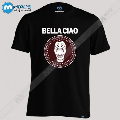 تیشرت Bella Ciao 8