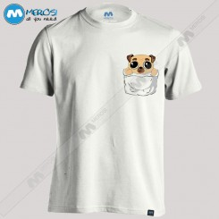 تیشرت Dog And Pockets