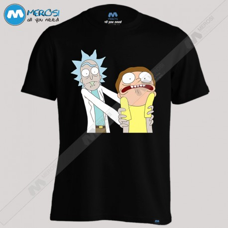 تیشرت Rick and Morty 1