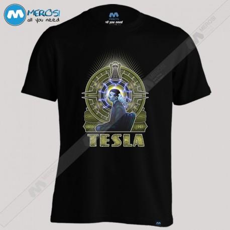 تیشرت Nikola Tesla