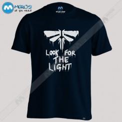 تیشرت The Last of Us - Look For The Light