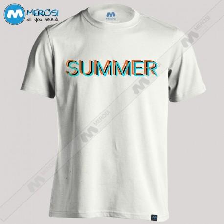 تیشرت Summer 3D