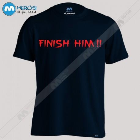 تیشرت Finish Him