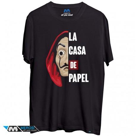 تیشرت LA CASA DE PAPEL
