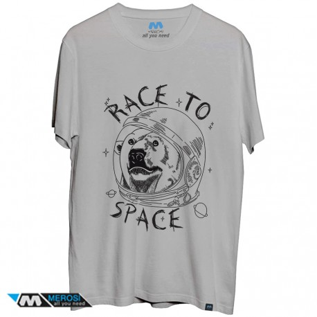 تیشرت Race to space
