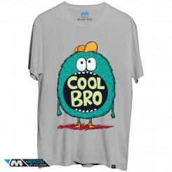 تی شرت طرح Cool Bro