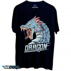 تی شرت طرح Dragon
