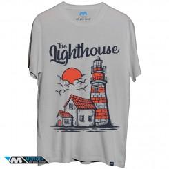 تی شرت طرح The Lighthouse