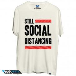 تیشرت Still social distancing