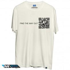 تیشرت Qr code