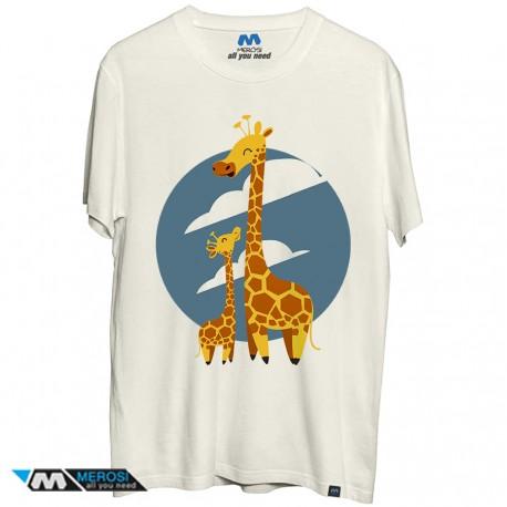 تیشرت Tall Giraffe