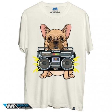 تی شرت طرح Dog Dancer