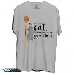 تیشرت Ratatouille - Remy eat good stuff