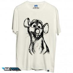 تیشرت Ratatouille Remy Sketch