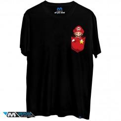 تیشرت Mario In The Pocket