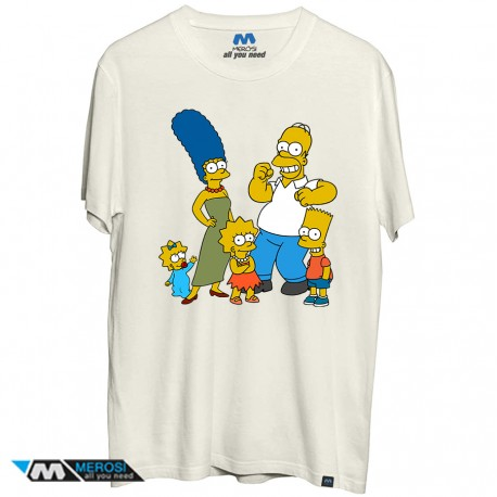 تیشرت The Simpsons