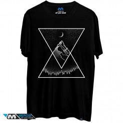 تیشرت Pyramidal Peaks