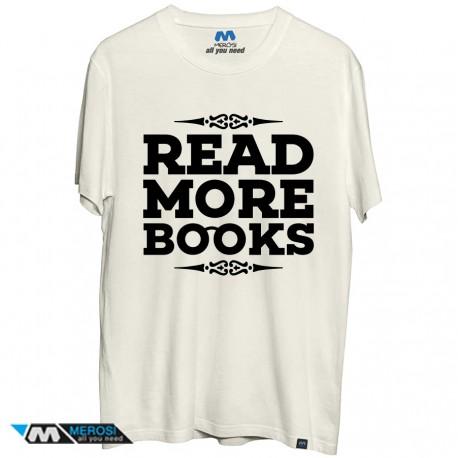 تیشرت Read More Books