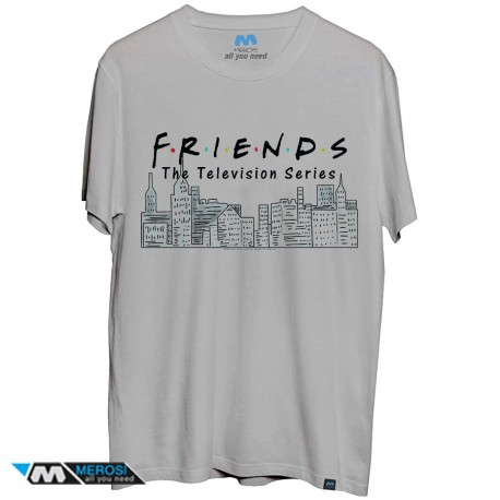 تیشرت Friends Skyline