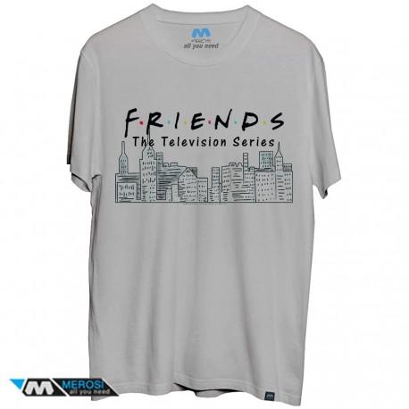 تیشرت Friends Skyline