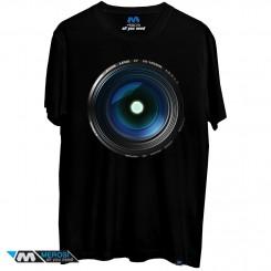 تیشرت Camera Lens