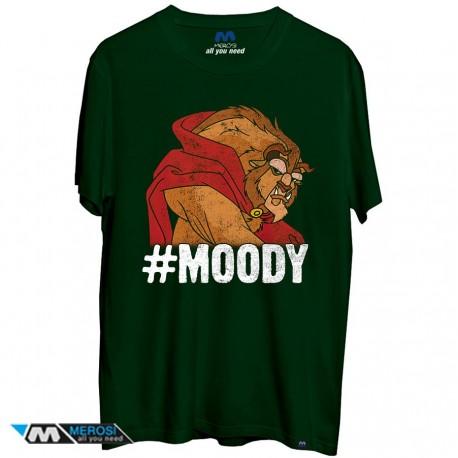 تیشرت Moody Beast