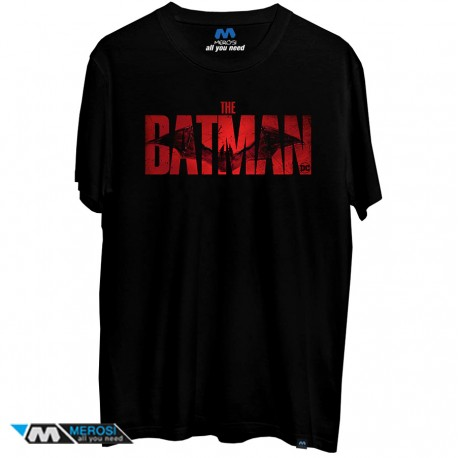 تیشرت The Batman Red